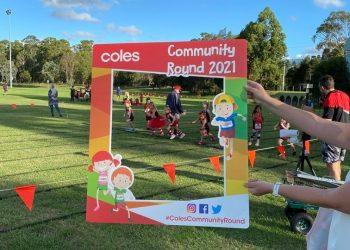 Coles Community Round